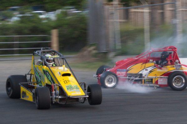 Saratoga Speedway